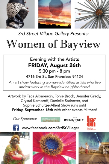 Women of Bayview Event